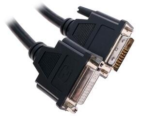 Кабель DEXP DVI-D - DVI-D Dual Link