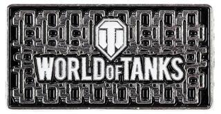 Значок World Of Tanks - Гусеница