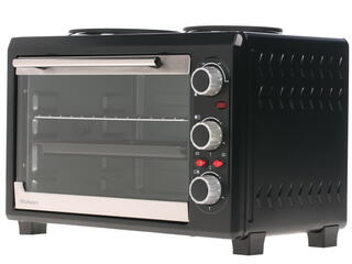 Электропечь Rolsen KW-2626HP черный