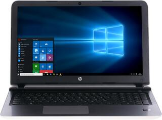 """15.6"""" Ноутбук HP Pavilion 15-ab104ur серый"""