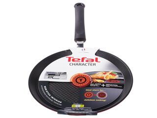 Сковорода-блинница Tefal Character C6823875 бордовый