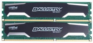 Оперативная память Crucial Ballistix Sport  [BLS2C4G3D169DS1J] 8 ГБ