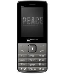 Сотовый телефон Micromax X602 серый