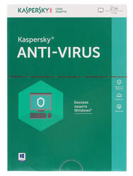 Антивирус Kaspersky Anti-Virus 2016