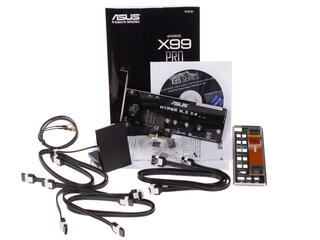 Материнская плата ASUS X99-PRO/USB 3.1