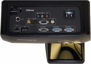 Проектор InFocus IN136UST черный