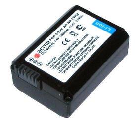 Аккумулятор AcmePower NP-FW50