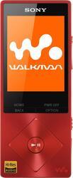 Мультимедиа плеер Sony NW-A25HN красный