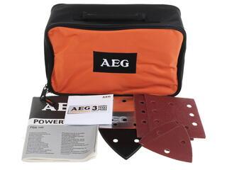 Виброшлифмашина AEG FDS 140