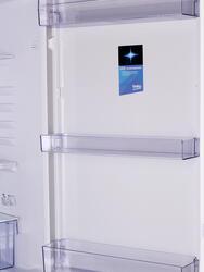 Холодильник с морозильником BEKO RCNK320K00W белый