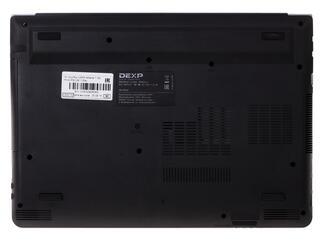 "14"" Ноутбук DEXP Athena T106 серебристый"