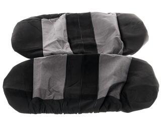 Чехлы на сиденье AUTOPROFI EXTRA COMFORT ECO-1105 черный