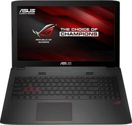"""15.6"""" Ноутбук ASUS ROG GL552VX-DM270D серый"""