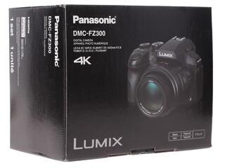 Компактная камера Panasonic Lumix FZ300 черный
