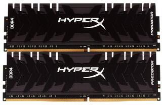 Оперативная память Kingston HyperX Predator [HX432C16PB3K2/16] 16 Гб