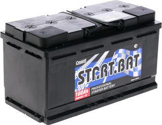 Автомобильный аккумулятор START.Bat 100