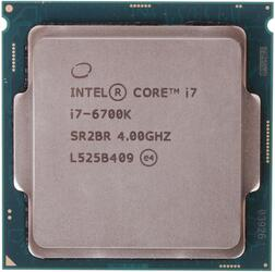 Процессор Intel Core i7-6700K