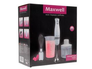Блендер Maxwell MW-1169 белый