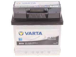 Автомобильный аккумулятор Varta Black Dynamic B19