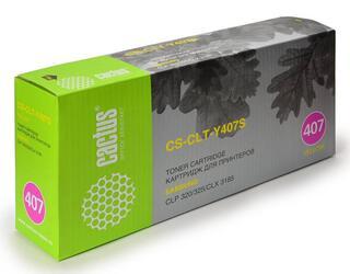 Картридж лазерный Cactus CS-CLT-Y407S