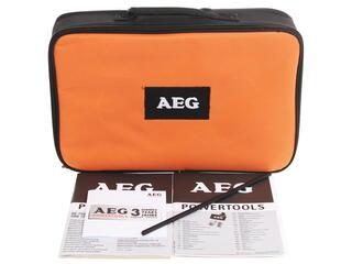 Дрель AEG BE 750 RE