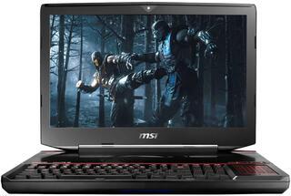 "18.4"" Ноутбук MSI GT83VR 6RF-020RU TITAN SLI черный"