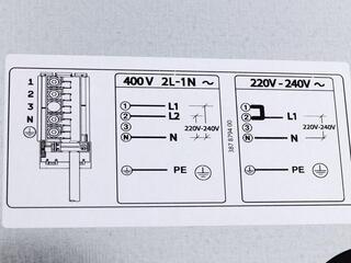 Электрическая варочная поверхность Electrolux EHH56340FK