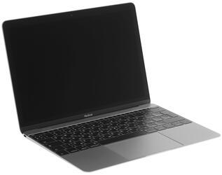 "12"" Ноутбук Apple MacBook (Z0SL0003F) серый"
