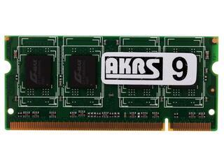 Оперативная память SODIMM J Ram [JRS1G800D2] 1 ГБ
