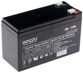 Аккумуляторная батарея для ИБП GINZZU 12V 9Ah