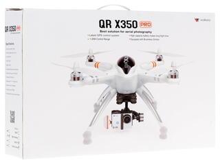 Квадрокоптер Walkera QR X350 PRO FPV 2