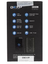 """5"""" Смартфон DEXP Ixion ES650 8 Гб белый"""