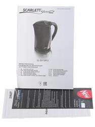 Электрочайник SCARLETT SL-EK19P01 черный