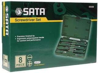 Набор отверток SATA P-Series 09308