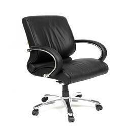 Кресло руководителя CHAIRMAN 444 черный