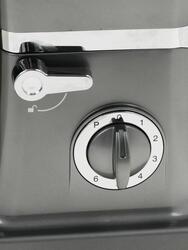Кухонный комбайн Bomann KM 398 CB titan серый