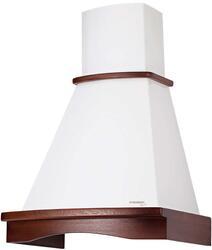 Вытяжка каминная Pyramida R 60 WHITE NUT/U белый