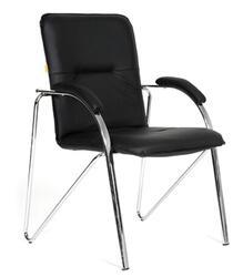 Кресло для посетителя CHAIRMAN 850 черный