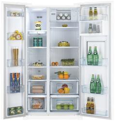 Холодильник Daewoo FRN-X22H5CW белый
