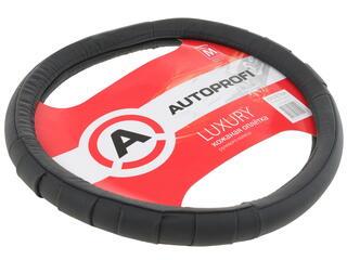 Оплетка на руль AUTOPROFI AP-470 черный