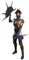 Фигурка коллекционная Mortal Kombat X Kitana