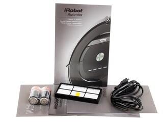 Пылесос-робот iRobot Roomba 886
