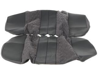 Чехлы на сиденье AUTOPROFI COMFORT COM-1105GP серый