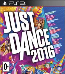 Игра для PS3 Just Dance 2016