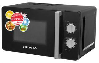 Микроволновая печь Supra MWS-2103MB черный