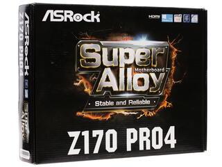 Материнская плата ASRock Z170 Pro4