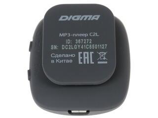 MP3 плеер Digma C2L серый