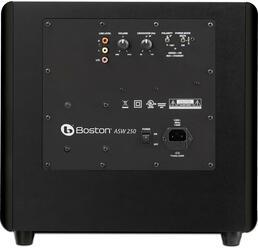 Активный сабвуфер Boston Acoustics ASW250 black