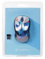 Мышь беспроводная Logitech M238 Blue Facets