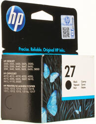 Картридж струйный HP 27 (C8727AE)